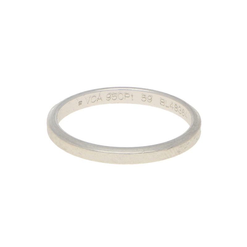 Van Cleef & Arpels Wedding Band Platinum