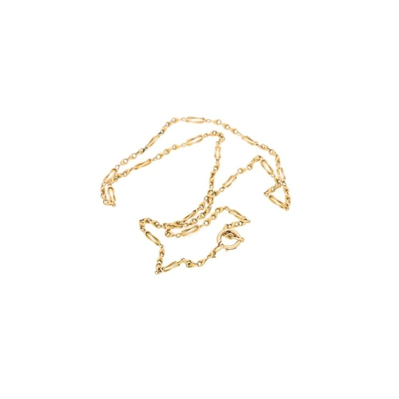 15ct Gold Antique Chain