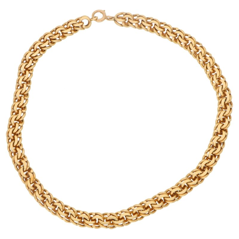 Tiffany & Co. Vintage 14ct Gold Necklace