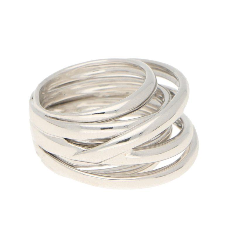 Multi-Row Mattioli Ring