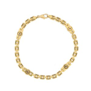 Ruby Bracelet in Yellow Gold