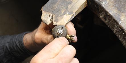 Jewellery Repair Ring