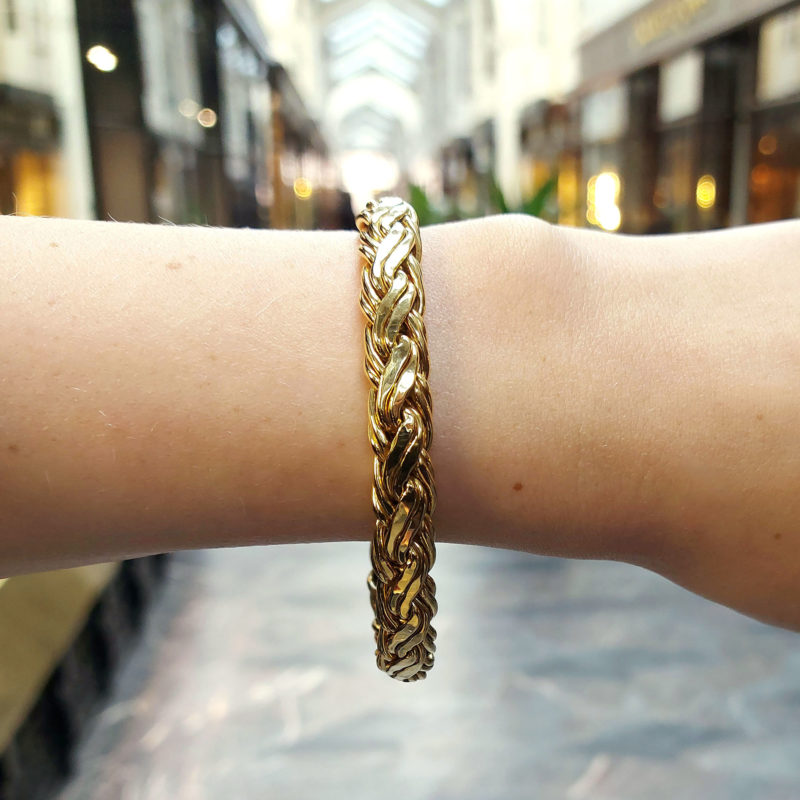 Tiffany & Co.Braided Link Bracelet