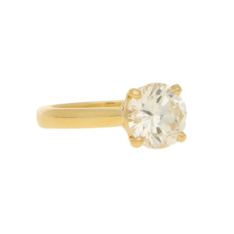2.51ct Diamond Single Solitaire