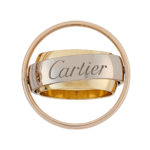 Cartier Le Must Essence Trinity Limited Edition Ring 2002