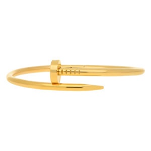 Cartier Juste Un Clou Nail Bangle size 18