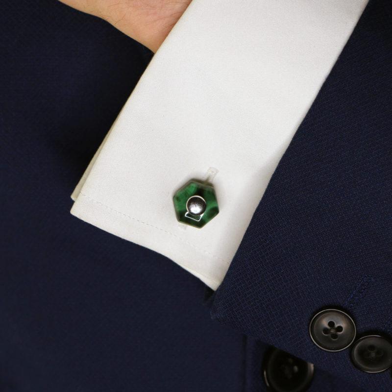 Marina B Interchangeable Cufflinks
