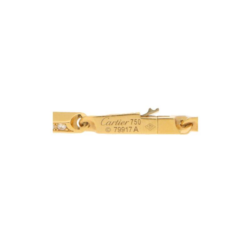 Cartier Panthere Diamond Set Chain