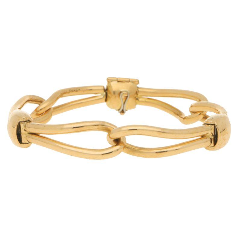 Vintage Cartier bracelet 18ct