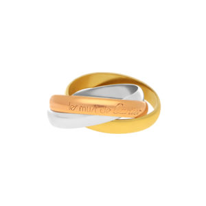 Cartier Trinity Ring size 54