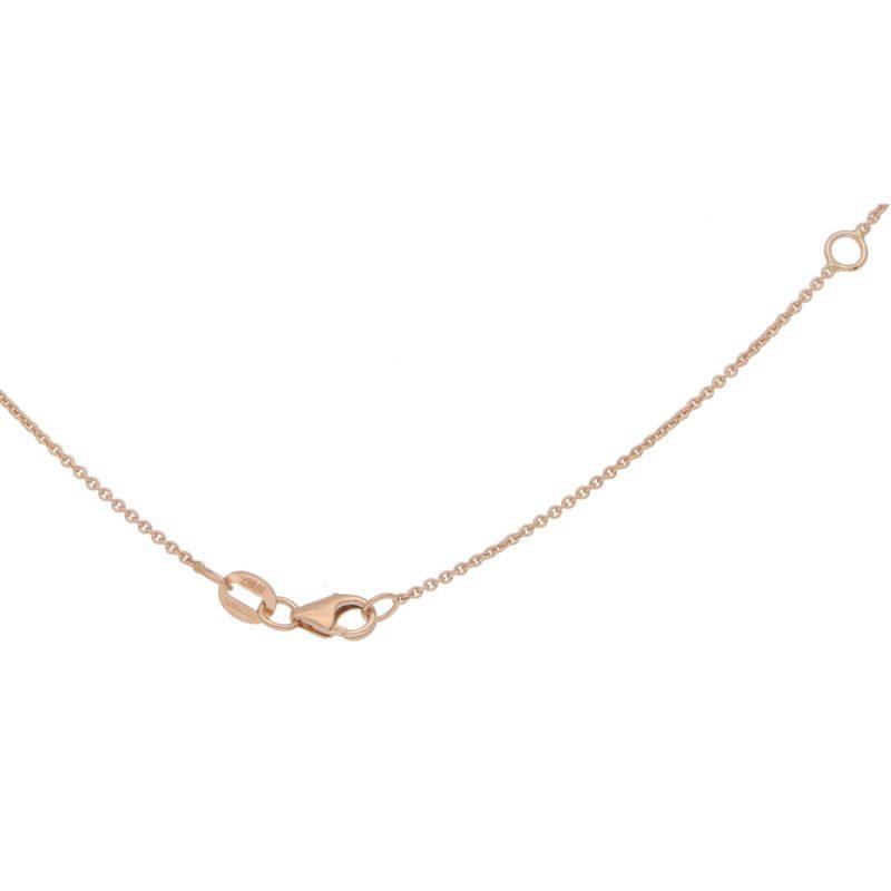 Diamond Trinity Necklace
