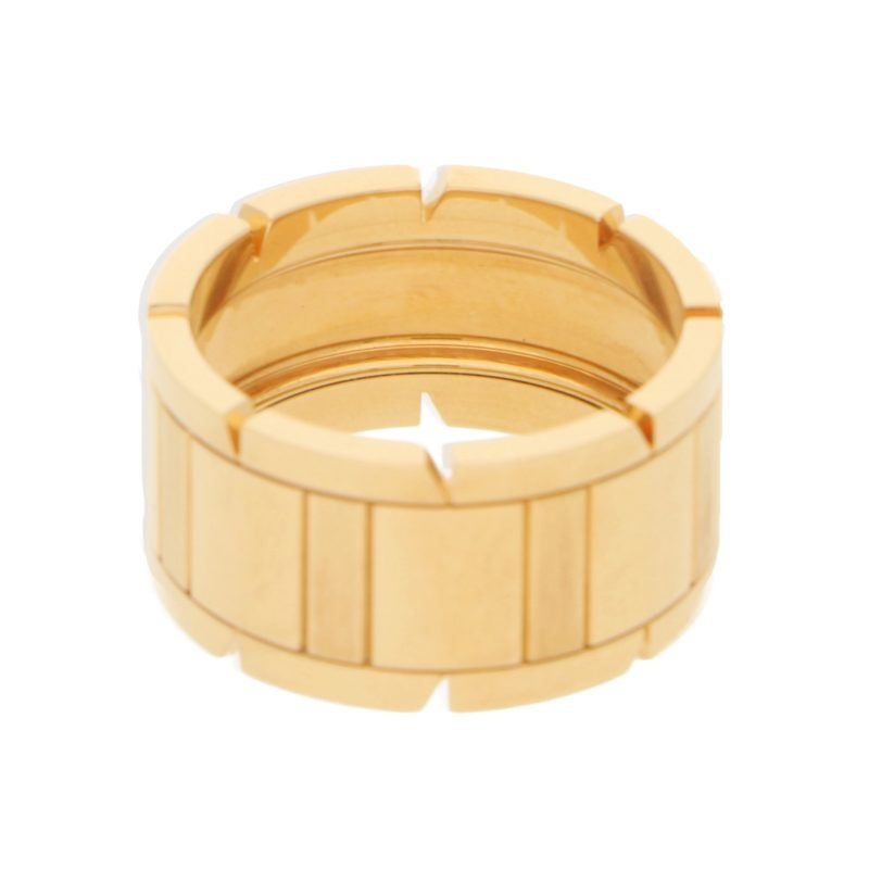 Cartier Tank Francaise Band Ring, Size 62