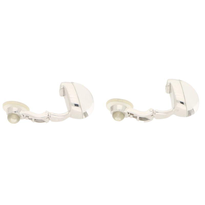 Myst De Cartier Diamond and Rock Crystal Earrings