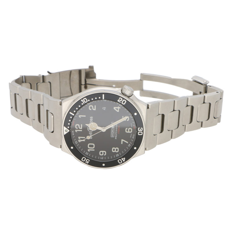 Rare Bell & Ross Hydromax wrist watch