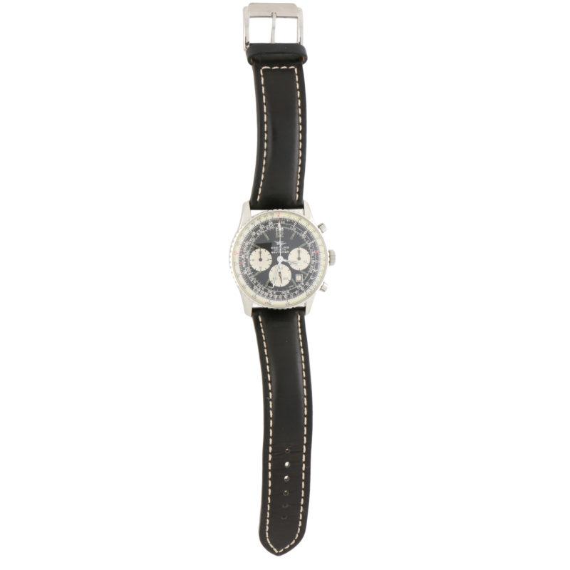 Vintage Breitling Navitimer Chronograph wrist watch
