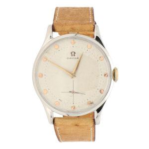 Vintage Omega Jumbo wrsit watch