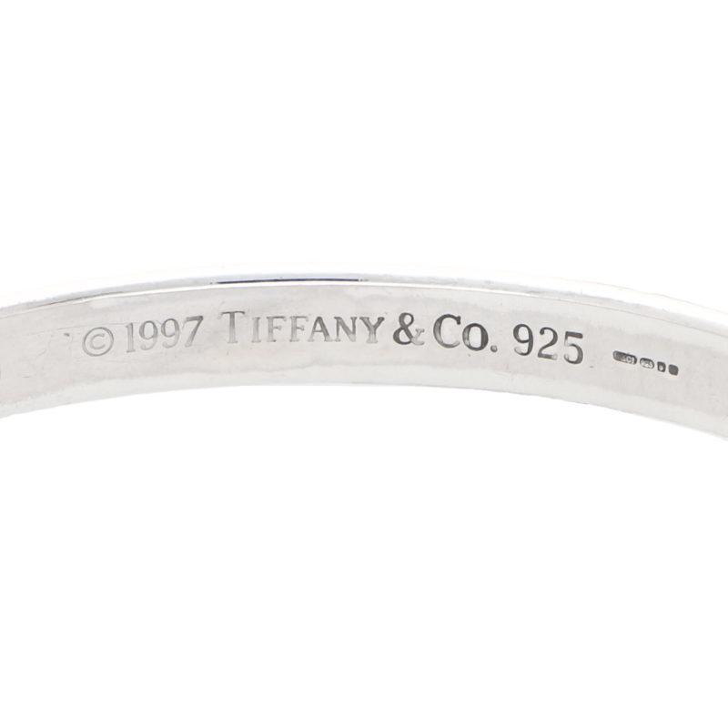 Vintage Tiffany & Co. Silver Bangle