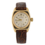 Vintage 9 carat gold Rolex Viceroy wrist watch