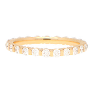 Fred Paris Diamond Full Eternity Ring