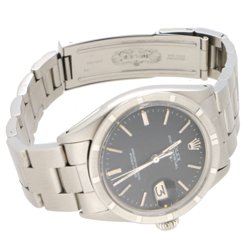 Vintage Rolex Oyster Perpetual Date wrist watch