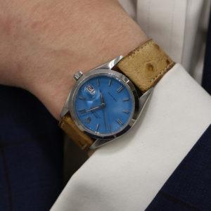 Vintage Rolex Date Precision wrist watch