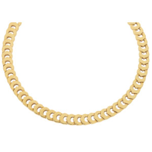 Vintage Cartier C de Cartier Necklace