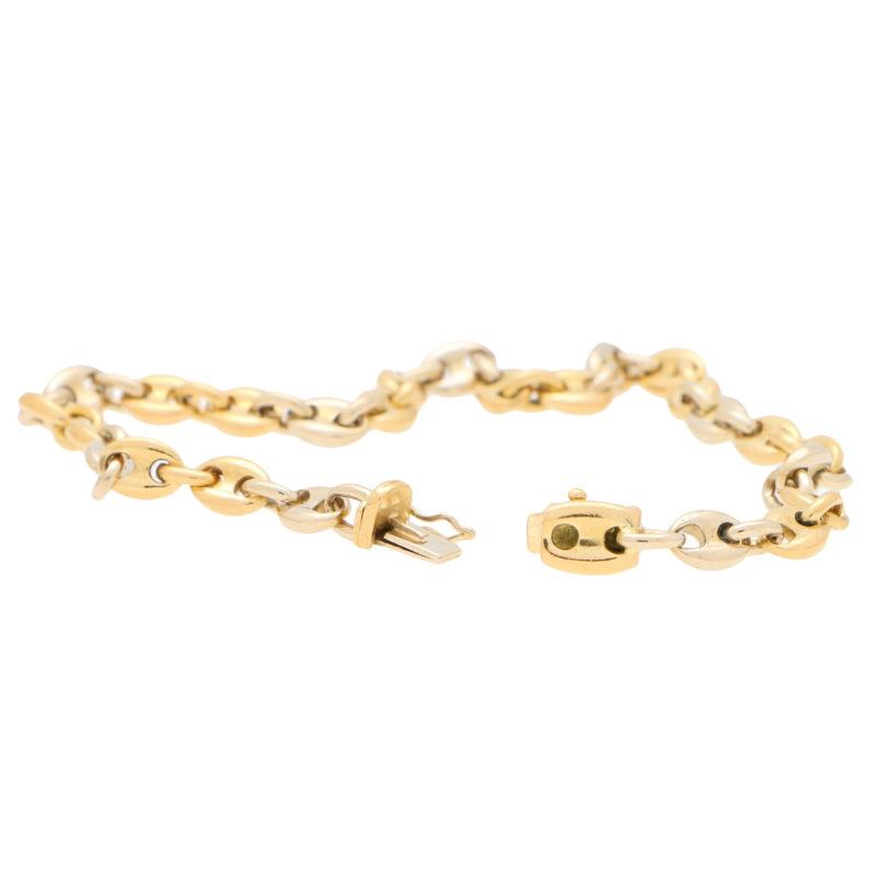 Vintage Cartier Anchor Link Bracelet
