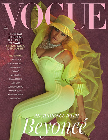 Vogue December 2020