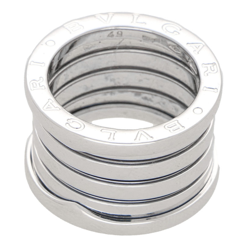 Bulgari Four Band B.Zero1 Ring, Size 49