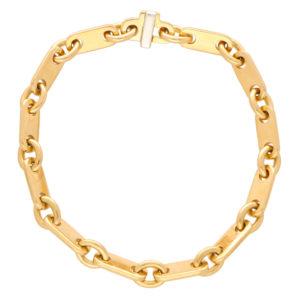 Vintage Cartier Chain Link Bracelet