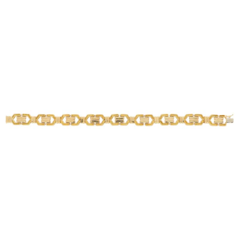Mauboussin Diamond Chain Link Bracelet