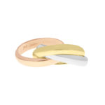 Cartier Trinity Ring Size 58