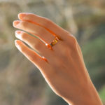Vintage Cartier Love Ring in Yellow Gold Size 58