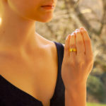 Vintage Cartier Love Ring in Yellow Gold Size 50