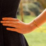 Rare Vintage Gucci Stirrup Bangle Bracelet