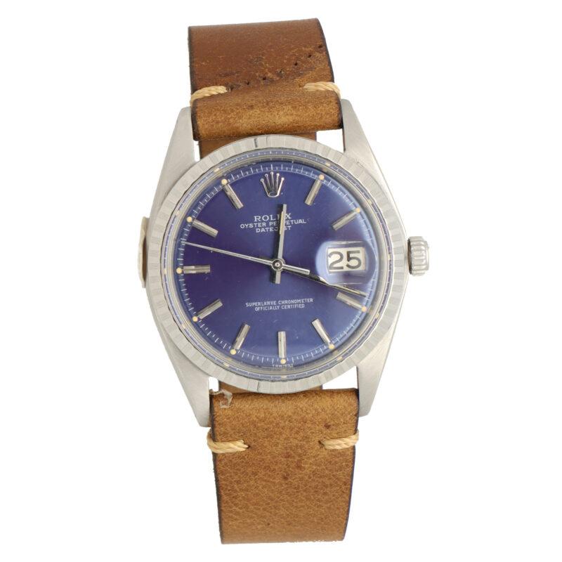 Rolex Oyster Perpetual Datejust wrist watch