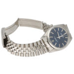 Gents stainless steel rolex Oyster Perpetual wrist watch Rare