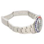 """Rolex GMT Master II """"Pepsi"""" wrist watch"""