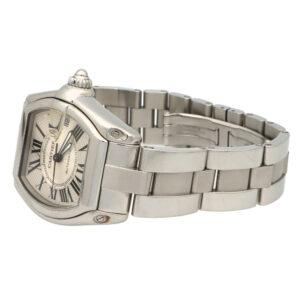 Vintage Gents Cartier Roadster wrist watch