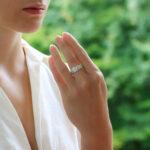 Vintage Tiffany & Co. Schlumberger Daisy Ring