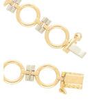 Vintage Cartier Open Link Bracelet