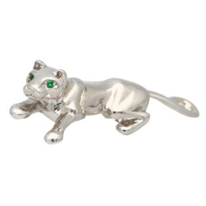 Vintage Cartier Panther Pin/Brooch