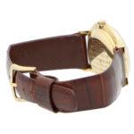 Vintage yellow gold Longines wrist watch