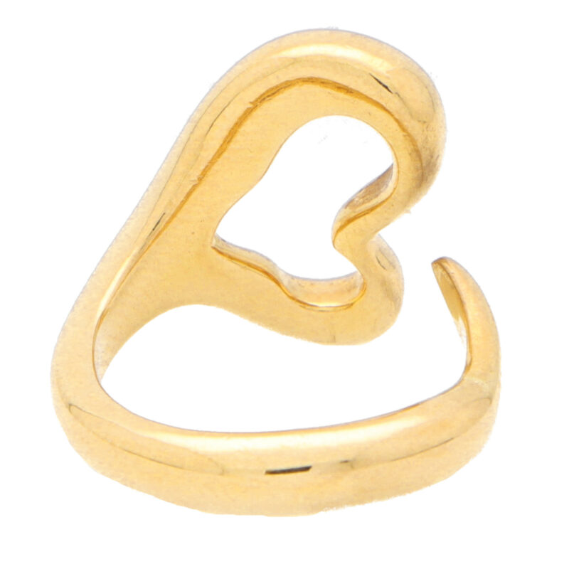 Vintage Tiffany & Co. Open Heart Ring