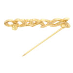 Vintage Paloma Picasso for Tiffany & Co. Love and Kisses Brooch
