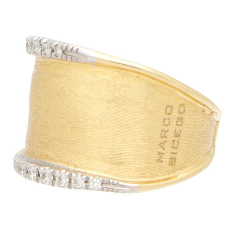 Vintage Marco Bicego Diamond Dress Ring