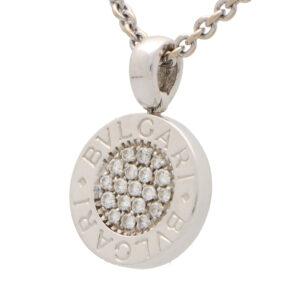 Vintage Bvlgari Diamond Pendant
