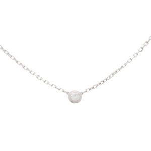 Vintage Cartier 'Diamants Legers' Diamond Pendant