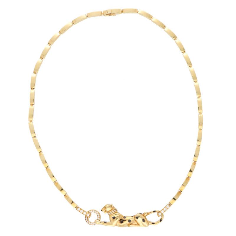 Vintage Panthère de Cartier Necklace